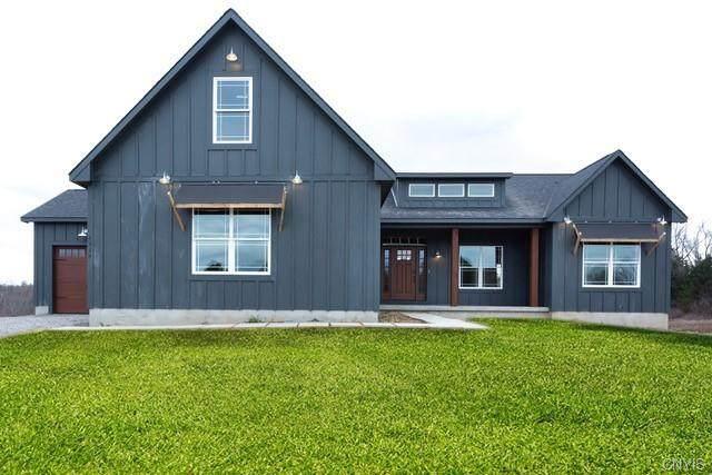Lot 11B Hallinan Meadows, Onondaga, NY 13215 (MLS #S1326642) :: MyTown Realty