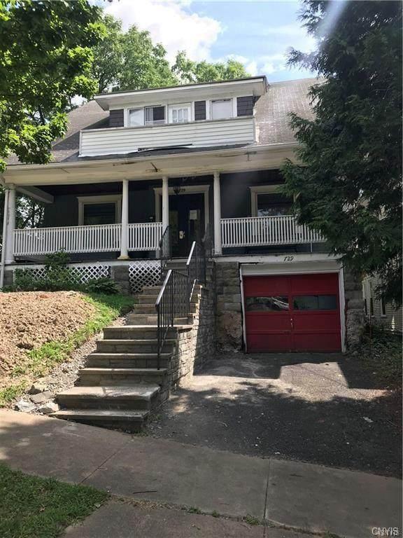 729 Ackerman Avenue, Syracuse, NY 13210 (MLS #S1326877) :: MyTown Realty