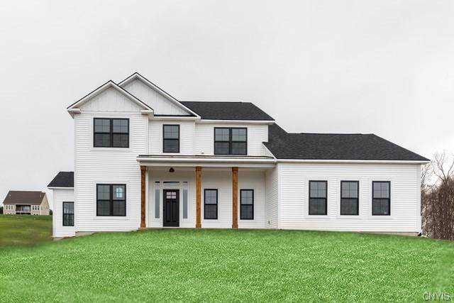 Lot 11A Yellow Birch Circle, Pompey, NY 13078 (MLS #S1327670) :: MyTown Realty