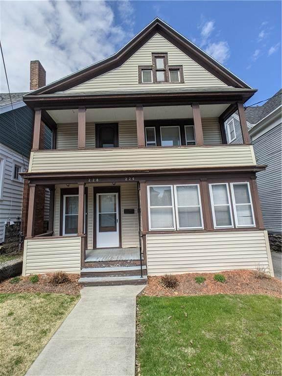 226 Whittier Avenue #28, Syracuse, NY 13204 (MLS #S1328155) :: MyTown Realty