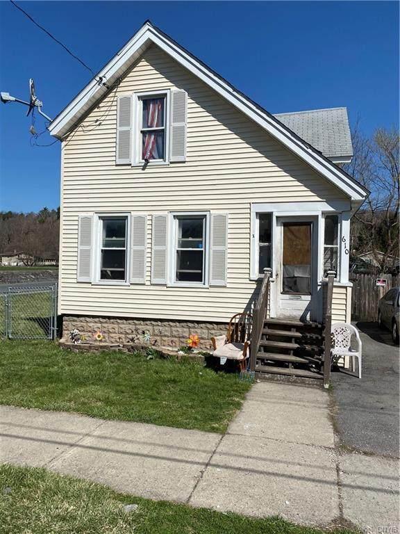 610 Rowland & Holden Street, Syracuse, NY 13204 (MLS #S1328782) :: Thousand Islands Realty