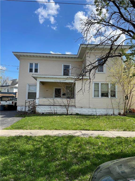109 Erie Street, Syracuse, NY 13204 (MLS #S1328911) :: BridgeView Real Estate Services