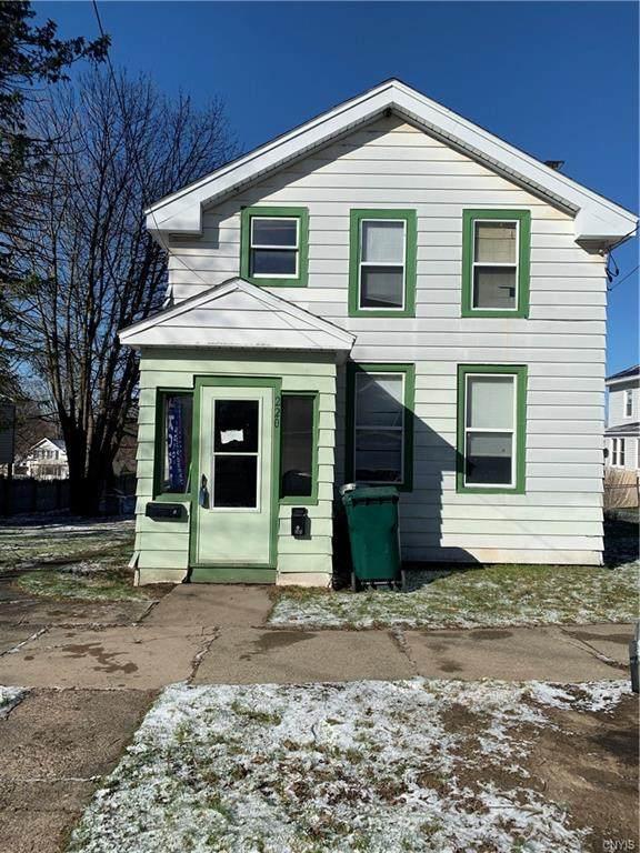 220 E Sixth Street, Oswego-City, NY 13126 (MLS #S1329693) :: BridgeView Real Estate Services