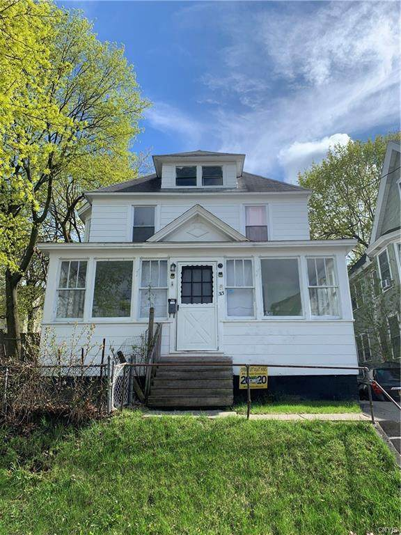 313 Grant Avenue, Syracuse, NY 13207 (MLS #S1330403) :: BridgeView Real Estate Services