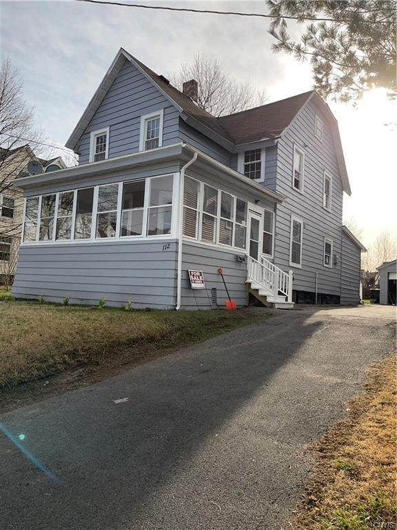 112 Charles Avenue, Geddes, NY 13209 (MLS #S1330441) :: Mary St.George | Keller Williams Gateway