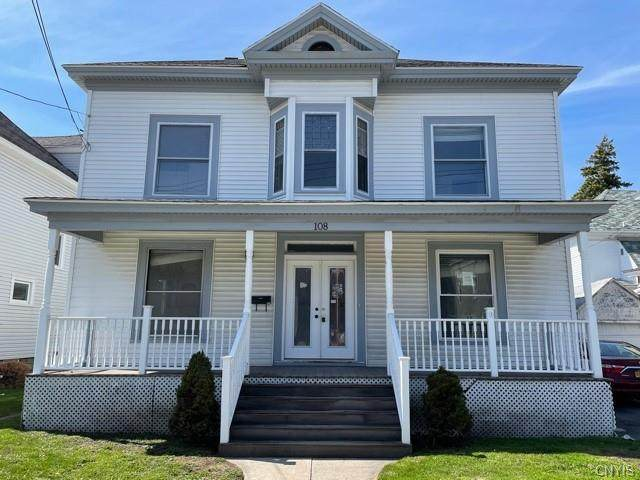 108 S Hamilton Street, Watertown-City, NY 13601 (MLS #S1330851) :: Thousand Islands Realty