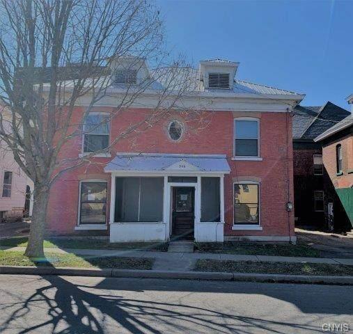 306 Gotham Street, Watertown-City, NY 13601 (MLS #S1331889) :: Mary St.George | Keller Williams Gateway