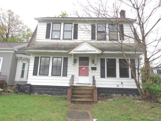 12 High Street, German Flatts, NY 13357 (MLS #S1334760) :: Mary St.George | Keller Williams Gateway