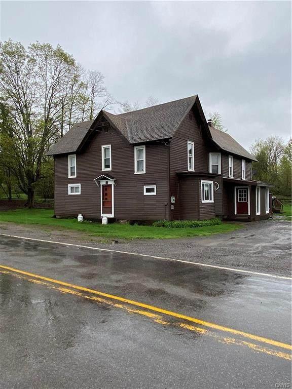 8278 Green Road, Hamilton, NY 13355 (MLS #S1334891) :: BridgeView Real Estate Services