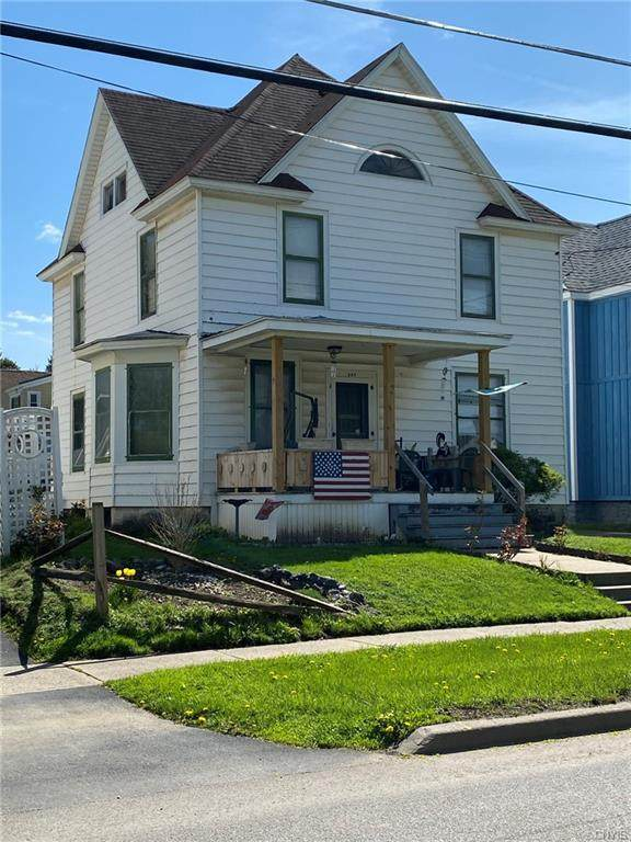 207 2nd Street, German Flatts, NY 13357 (MLS #S1335165) :: Robert PiazzaPalotto Sold Team