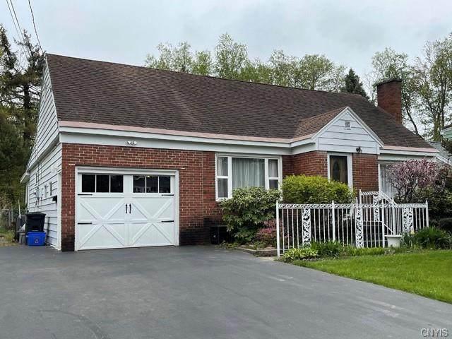 106 Church Parkway W, Cicero, NY 13212 (MLS #S1336380) :: Robert PiazzaPalotto Sold Team