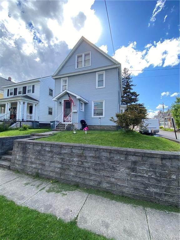 402 Hixson & Mooney Avenue, Syracuse, NY 13206 (MLS #S1336689) :: Thousand Islands Realty