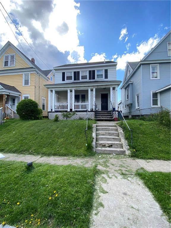 404 Hixson Avenue, Syracuse, NY 13206 (MLS #S1336968) :: Thousand Islands Realty