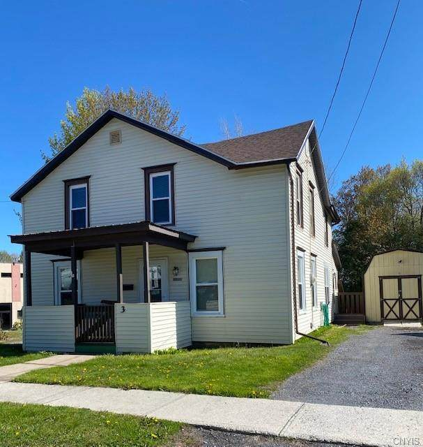 3 S Jefferson Street, Champion, NY 13619 (MLS #S1337107) :: Thousand Islands Realty