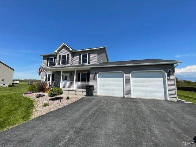 12 Grant Street, Brownville, NY 13634 (MLS #S1337672) :: Thousand Islands Realty