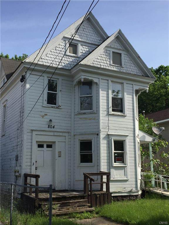 802 Tallman Street #4, Syracuse, NY 13204 (MLS #S1337863) :: BridgeView Real Estate