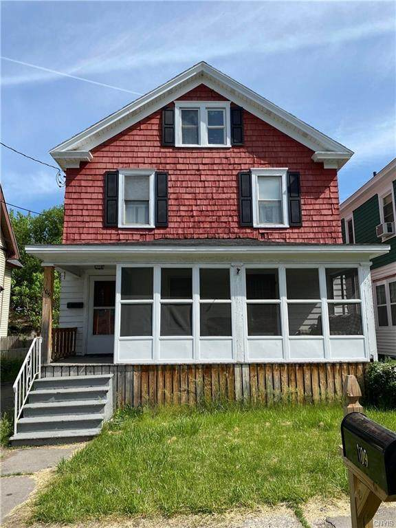 109 Hobart Avenue, Syracuse, NY 13205 (MLS #S1338499) :: Robert PiazzaPalotto Sold Team