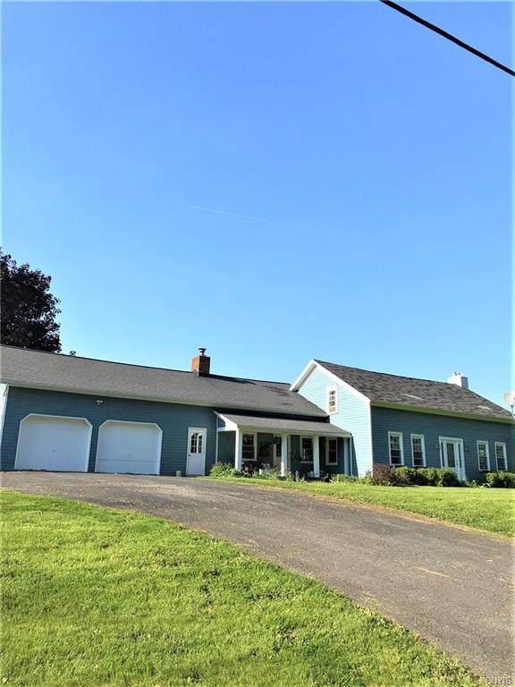 3369 Center Street Road, Sennett, NY 13021 (MLS #S1340252) :: TLC Real Estate LLC