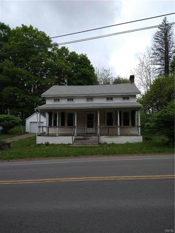 48 Mclean-Cortland Road, Groton, NY 13073 (MLS #S1340304) :: Robert PiazzaPalotto Sold Team