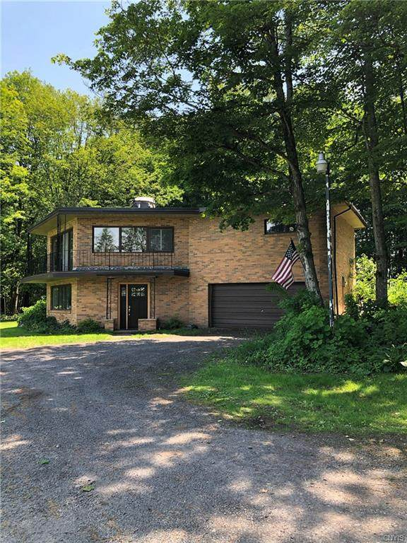7662 Cameron Hill Road, Deerfield, NY 13502 (MLS #S1343215) :: 716 Realty Group