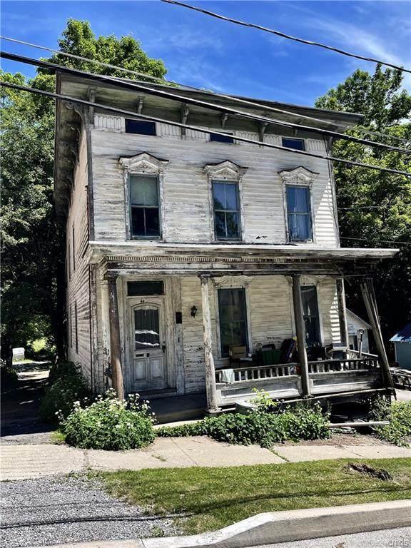 23 Manheim Street, Little Falls-City, NY 13365 (MLS #S1343620) :: Thousand Islands Realty