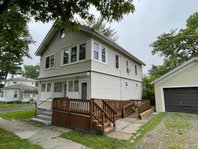 204 Silver Street, Dewitt, NY 13057 (MLS #S1343663) :: Robert PiazzaPalotto Sold Team