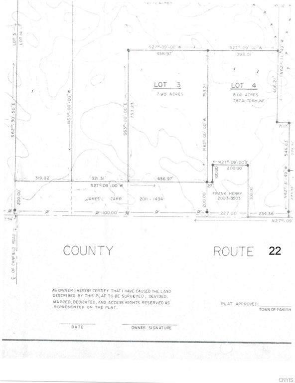 0 Co Rt 22, Parish, NY 13131 (MLS #S1343859) :: 716 Realty Group
