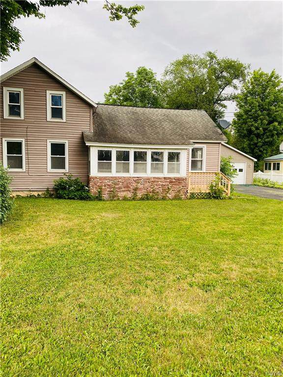 7547 E South Street, Westmoreland, NY 13323 (MLS #S1343948) :: Robert PiazzaPalotto Sold Team