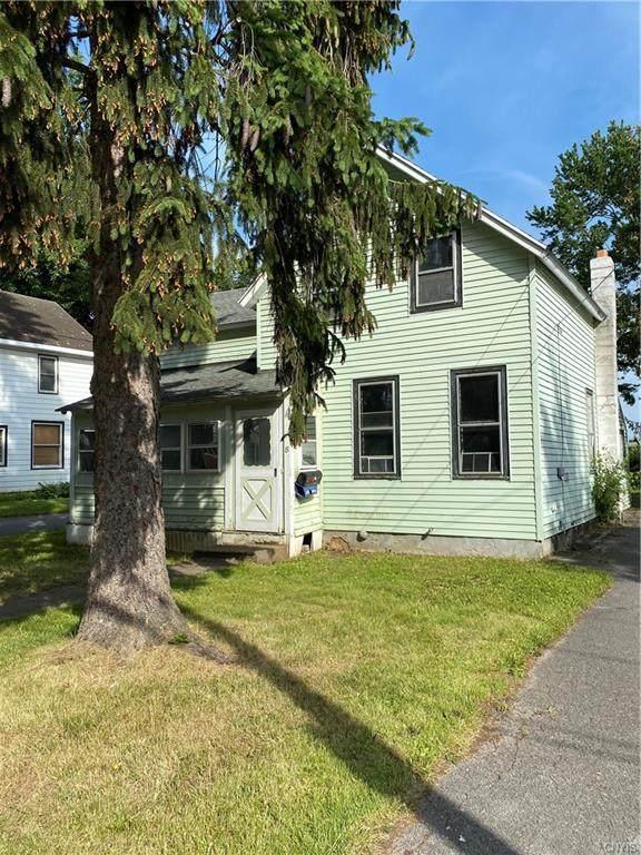 8 Hopson Street, Utica, NY 13502 (MLS #S1345381) :: TLC Real Estate LLC