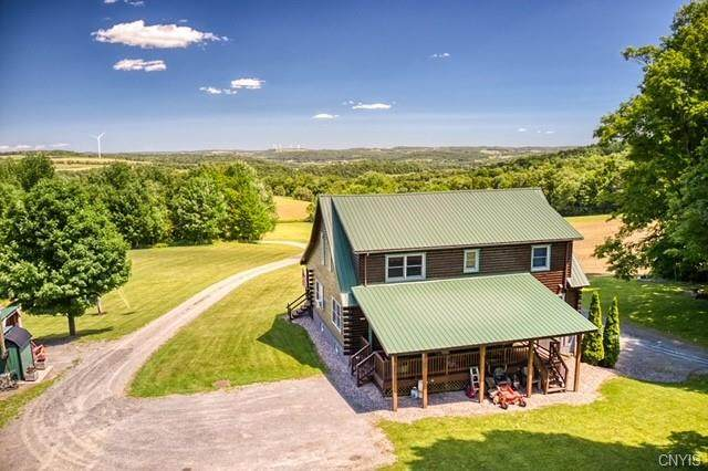 2200 Log Cabin Drive, Madison, NY 13402 (MLS #S1345559) :: BridgeView Real Estate Services