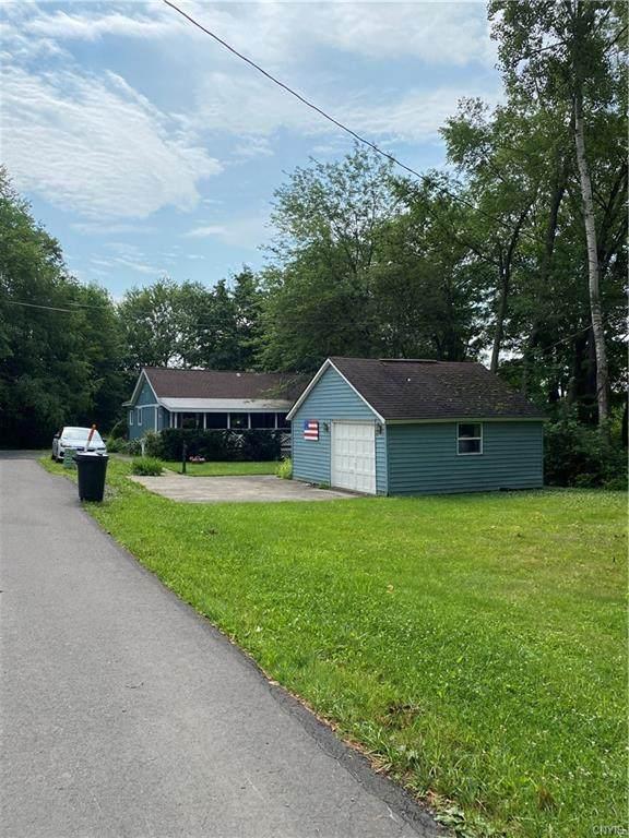 1265 East Lake Rd, Summerhill, NY 13045 (MLS #S1350611) :: Serota Real Estate LLC