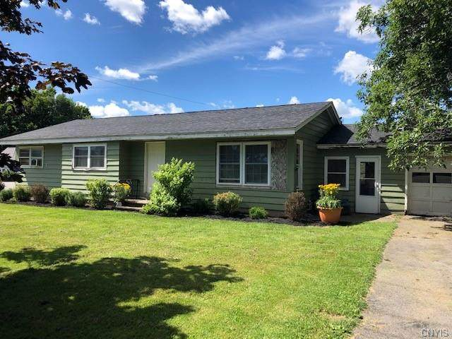 6933 Us Route 20, Sangerfield, NY 13480 (MLS #S1351335) :: Robert PiazzaPalotto Sold Team