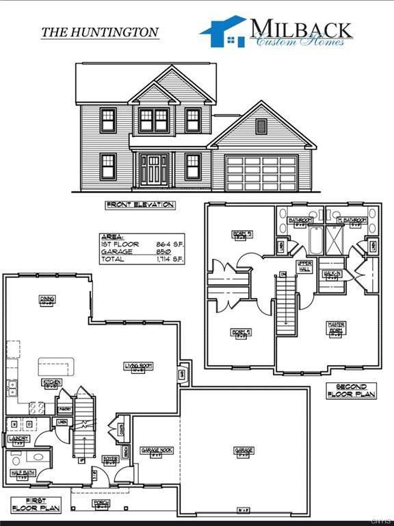 3757 Malibu Hills Drive, Camillus, NY 13209 (MLS #S1353452) :: BridgeView Real Estate Services