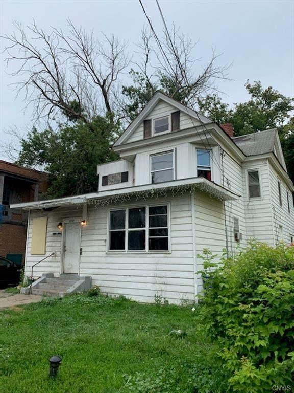 3707 S Salina Street, Syracuse, NY 13205 (MLS #S1354614) :: BridgeView Real Estate