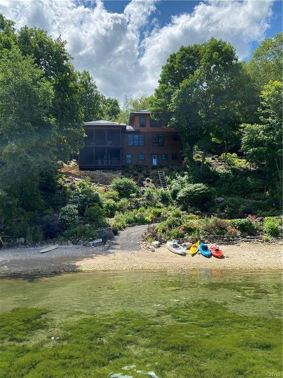 3 Point Comfort Road, Morristown, NY 13669 (MLS #S1354620) :: BridgeView Real Estate