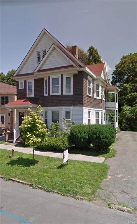 104 Helen Street, Syracuse, NY 13204 (MLS #S1355091) :: Robert PiazzaPalotto Sold Team