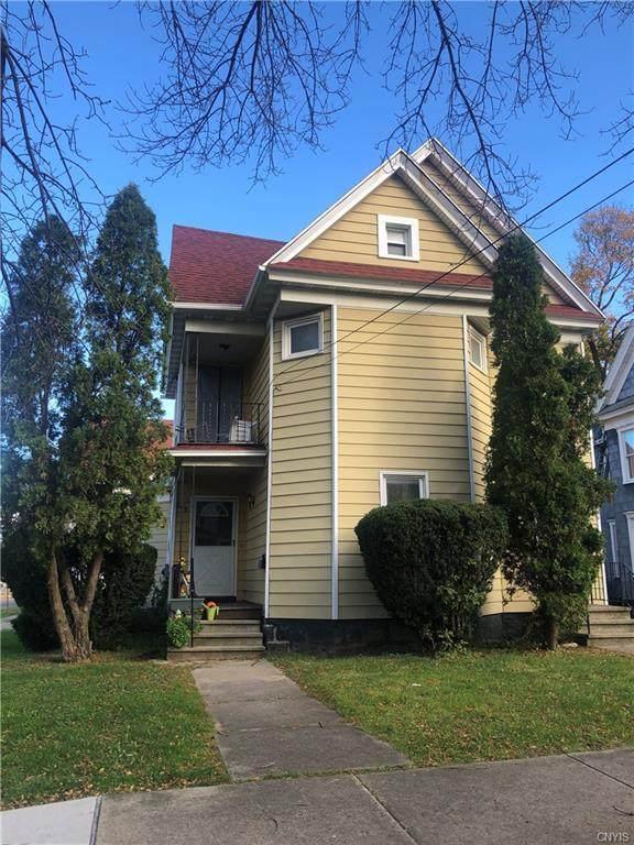 108 Park Street, Syracuse, NY 13203 (MLS #S1355222) :: Robert PiazzaPalotto Sold Team