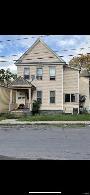 203-05 Arthur Street #5, Syracuse, NY 13204 (MLS #S1355513) :: Serota Real Estate LLC