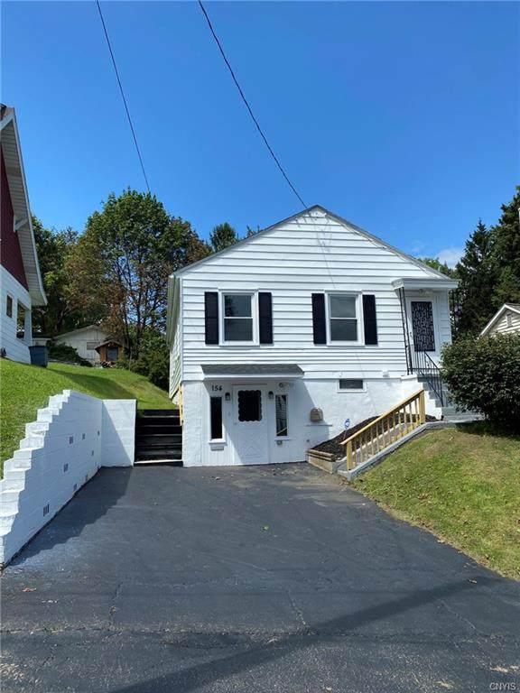 154 Burns Avenue, Syracuse, NY 13206 (MLS #S1355846) :: Robert PiazzaPalotto Sold Team