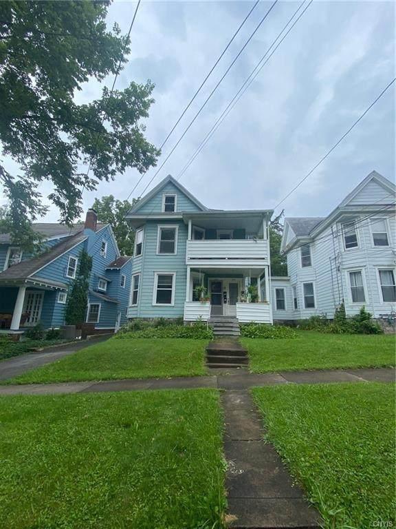 720 Lancaster Avenue, Syracuse, NY 13210 (MLS #S1356806) :: Serota Real Estate LLC