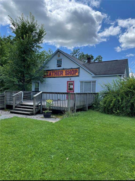 1000 State Route 13, Cortlandville, NY 13045 (MLS #S1357045) :: Robert PiazzaPalotto Sold Team