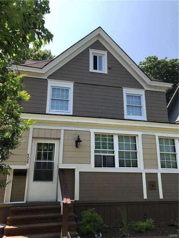 508 E Colvin Street E, Syracuse, NY 13210 (MLS #S1357559) :: BridgeView Real Estate