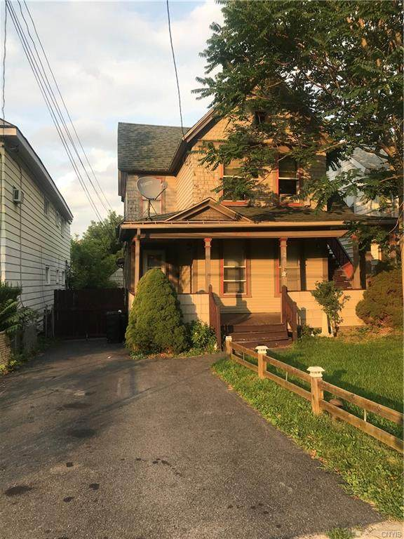 928 Avery Avenue, Syracuse, NY 13204 (MLS #S1359161) :: Robert PiazzaPalotto Sold Team