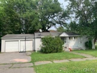 219 Shirley Dr, Syracuse, NY 13205 (MLS #S1359690) :: BridgeView Real Estate