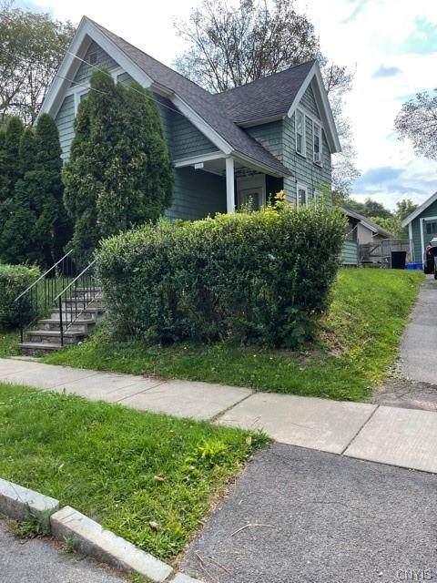 118 Dorothy Street, Syracuse, NY 13203 (MLS #S1360286) :: BridgeView Real Estate