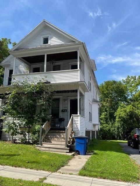 224 Rider Avenue #26, Syracuse, NY 13207 (MLS #S1360379) :: Serota Real Estate LLC
