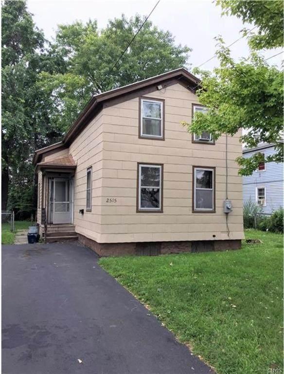 2515 Lodi Street, Syracuse, NY 13208 (MLS #S1361138) :: BridgeView Real Estate