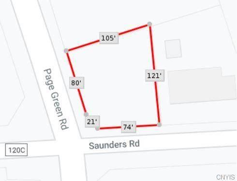 0 Page Green Road, Cortlandville, NY 13045 (MLS #S1362236) :: Robert PiazzaPalotto Sold Team