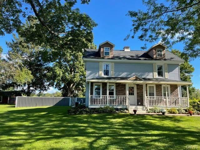 5590 Sand Hill Road, Verona, NY 13478 (MLS #S1365108) :: BridgeView Real Estate