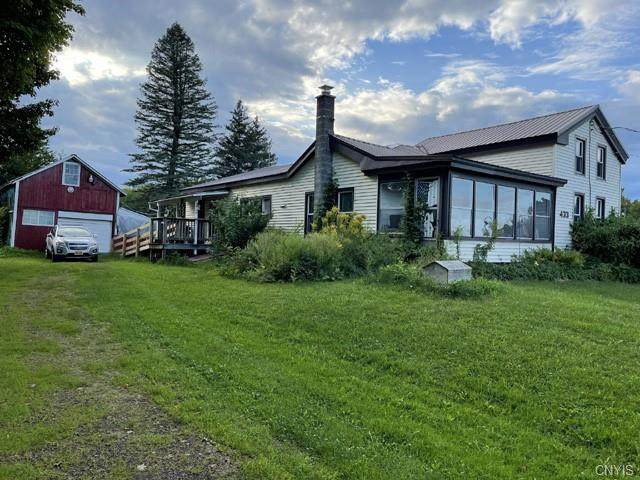433 County Route 8, Granby, NY 13069 (MLS #S1366193) :: BridgeView Real Estate